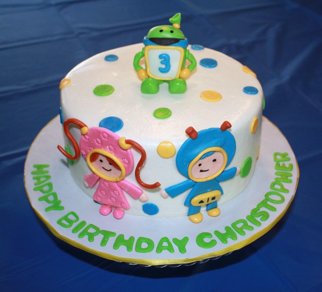 Umizoomi Birthday Party Decorations
