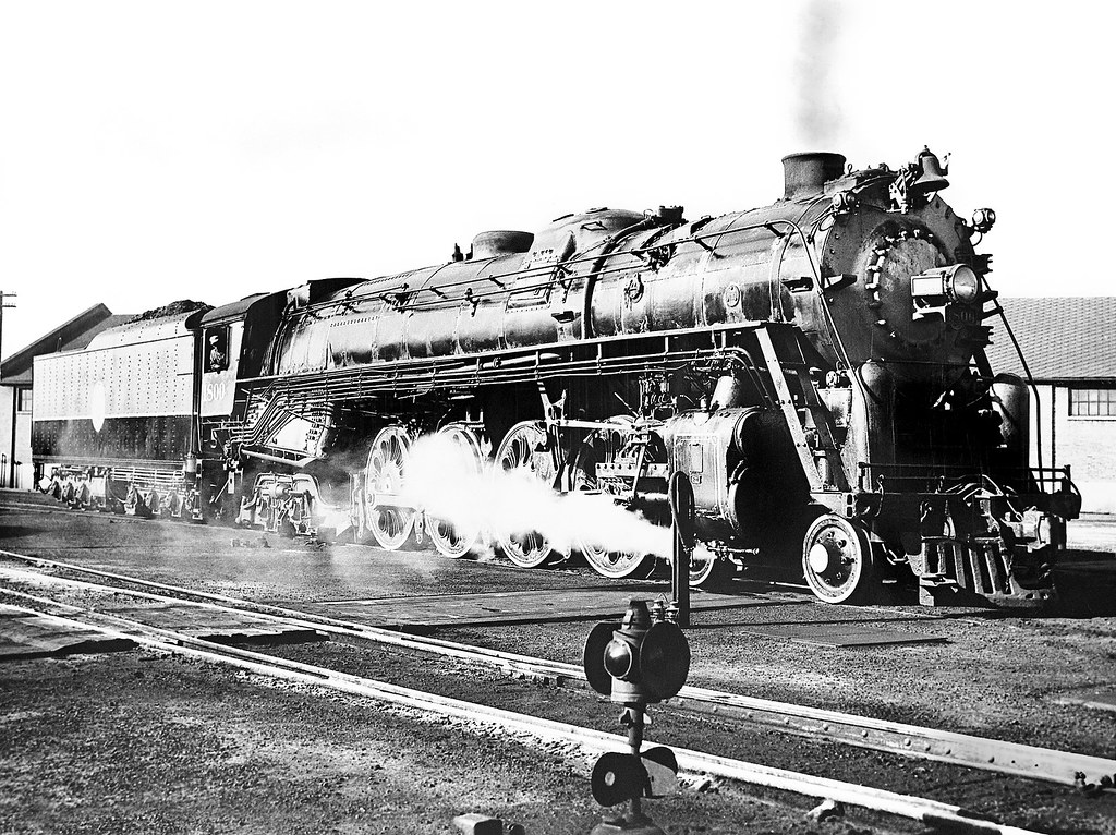 Locomotive number 48, 1850 at Science and Society Picture ... |Steam Engine Train From 1800s