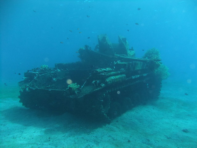 Sunken tank | Flickr - Photo Sharing! Sunken Tank