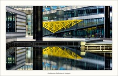reflections in Stuttgart