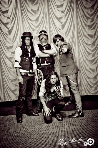 The Men That Will Not Be Blamed For Nothing | by Lex Machina