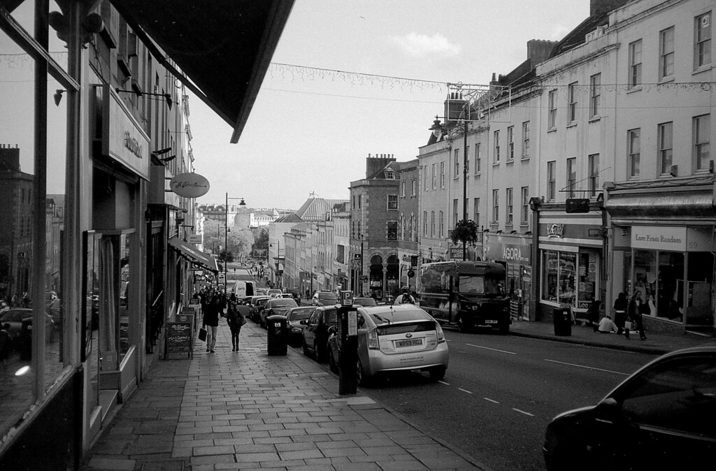 park street bristol a fairly ordinary view it was. Black Bedroom Furniture Sets. Home Design Ideas