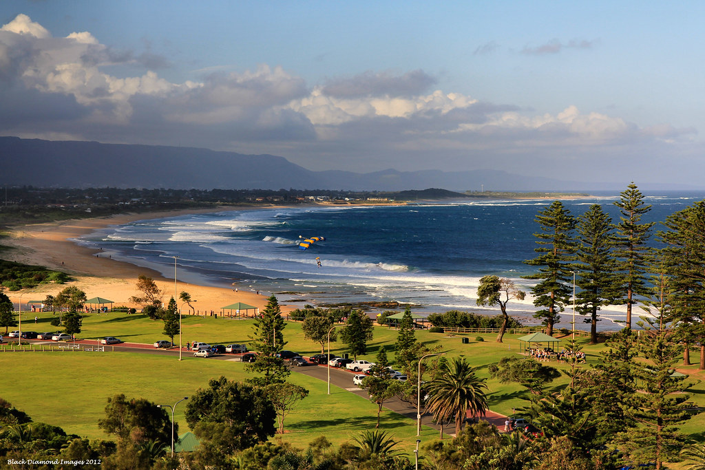 stuart park north beach pukeys beach wollongong nsw flickr. Black Bedroom Furniture Sets. Home Design Ideas
