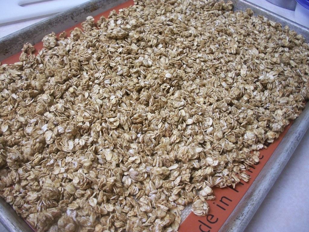 The Kitchen Granola Recipe Food Network
