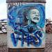 C215 - Crazy guy in front of crazy arena - Berlin 2012