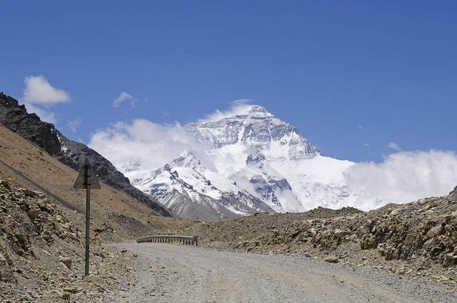 highway to everest mount - photo #9