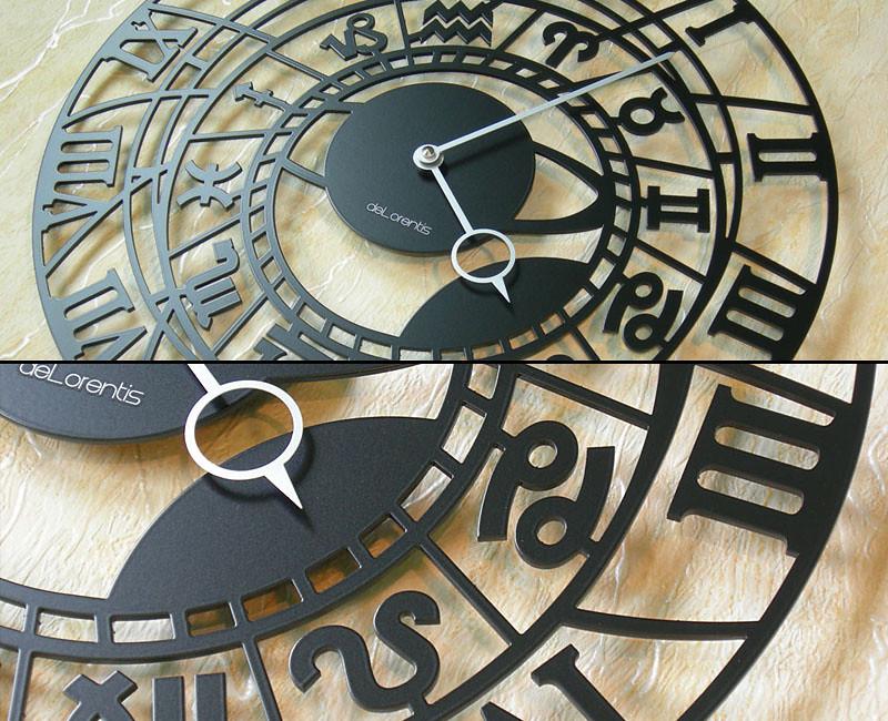 Zegar Cienny Horloge Murale Art Deco Les Horloges Murale Flickr