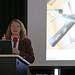 Professor Dianne DeTurris speaks at Science Cafe