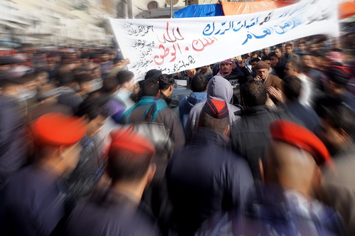Arab Spring - after Friday prayers in Amman | by CharlesFred