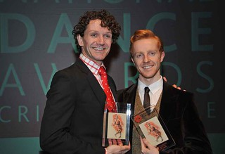 Gary Avis and Steven McRae at The National Dance Awards 2011 © ROH 2011 | by Royal Opera House Covent Garden