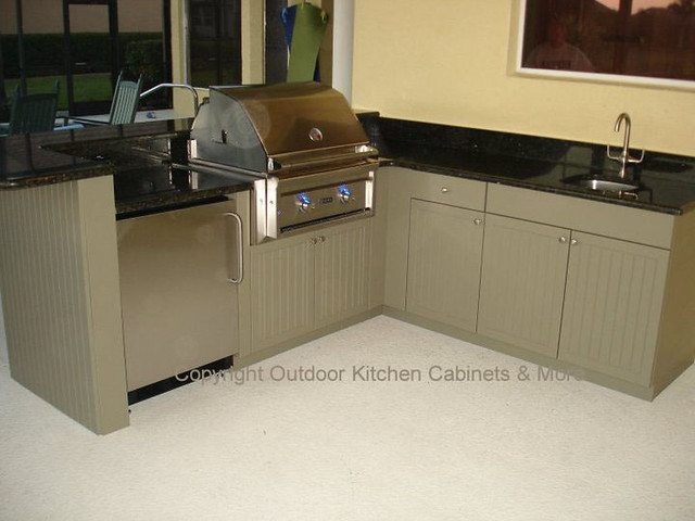 Outdoor Kitchens Cabinets Designs Install Sarasota Bradent Flickr Photo Sharing