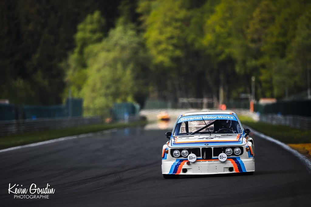 BMW 3.0 CSL | SPA Classic 2016 | Katrox - www.kevingoudin.com | Flickr