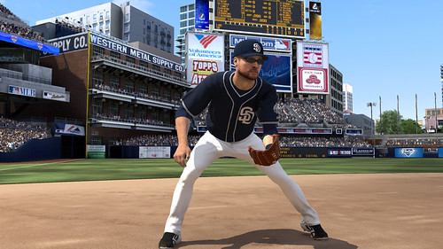 MLB12TheShow_Padres3 (Chase Headley) | by PlayStation.Blog
