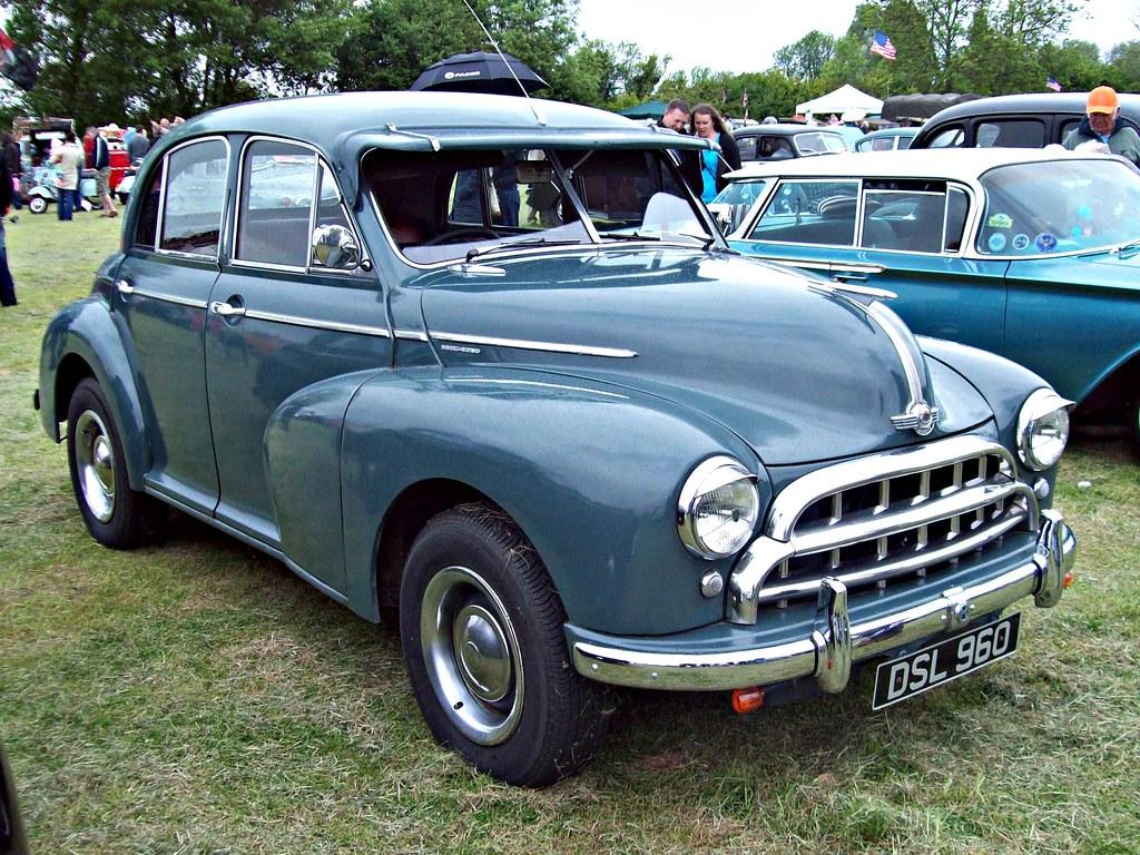 260 Morris Oxford MO (...