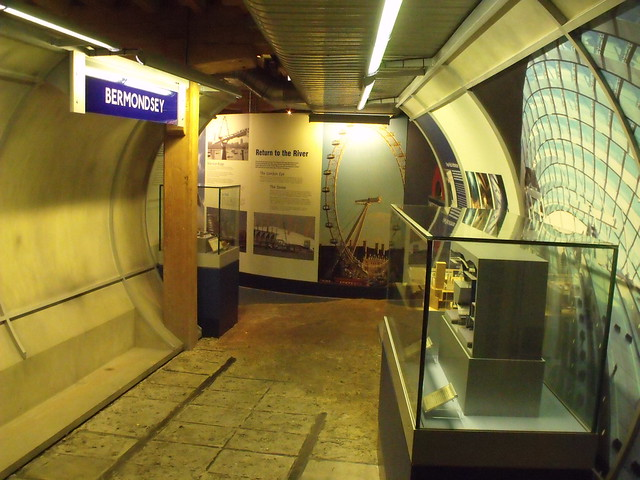 D Exhibition Docklands : Museum of london docklands jubilee line extension