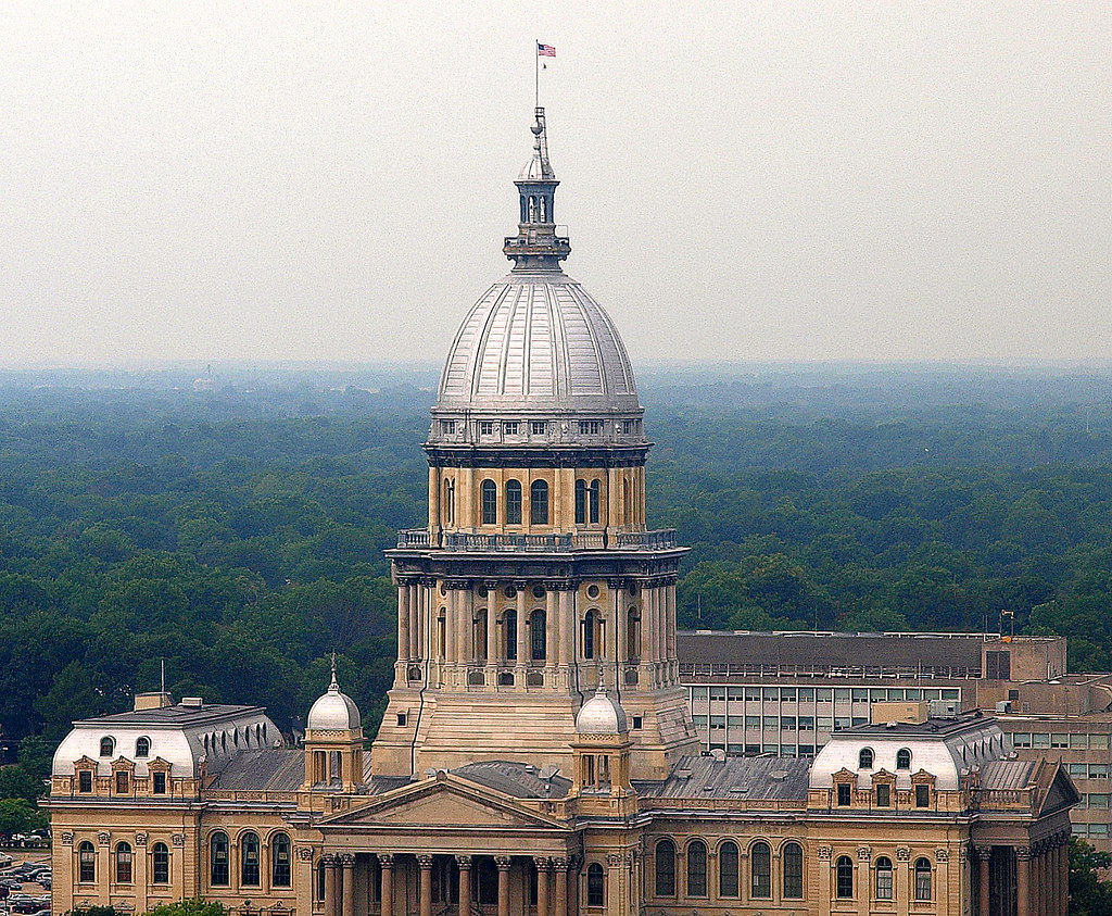 Illinois State Capitol  One Of My Goals In Life Is To