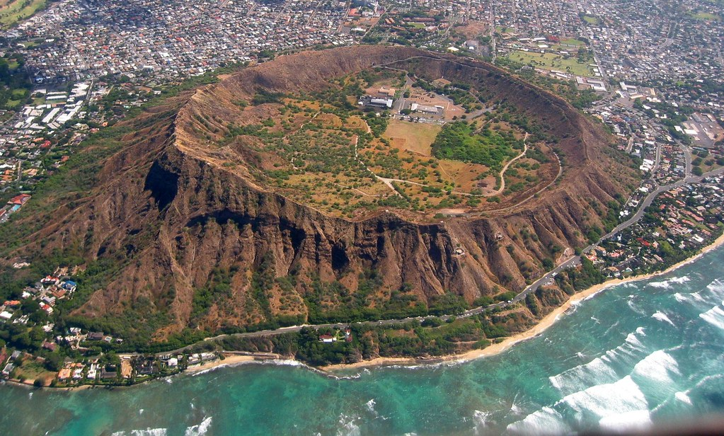 view from diamond head -#main