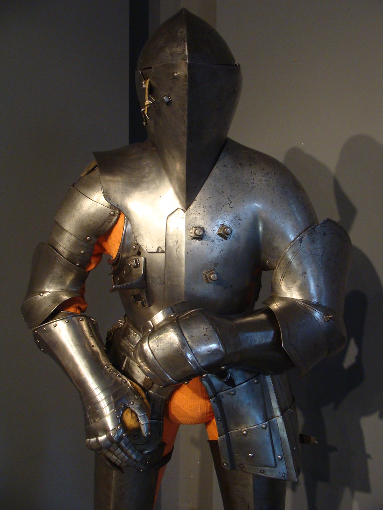 Late 16th Century Composite Armour For The Italian Til