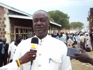 South Sudan Jonglei State Governor Kuol Manyang Juuk has accused the NCP government in Khartoum of supporting rebels fighting the new SPLA administration.  Fighting continues despite independence in July 2011. | by Pan-African News Wire File Photos