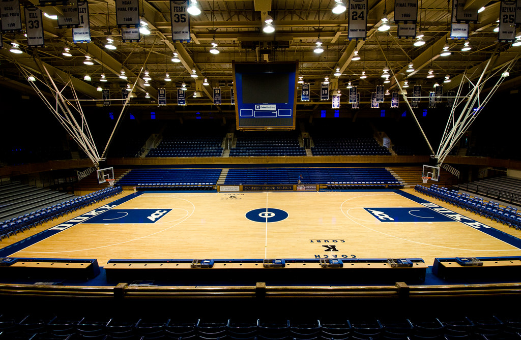 Cameron Indoor | 12.19.11 | Helena Bowman | Flickr