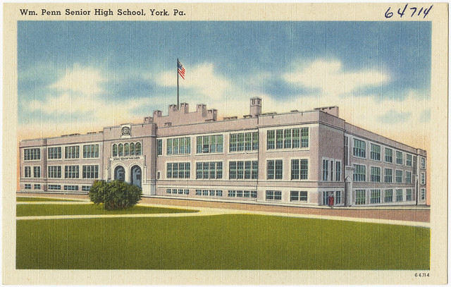 Wm Penn Senior High School, York, Pa  File Name 0610. University Of Florida Financial Aid. Washington County Human Services. Affordable Home Based Business. Christian Hospitality Network. University Dental School United Mortgage Corp. Bachelor Degree In Child Development. Printable Business Checks Migration To Linux. Business Cards Photoshop Trade E Mini Futures