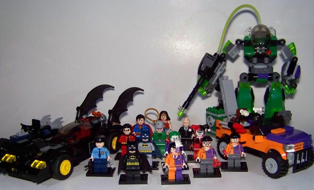 LEGO - SuperHeroes/Batman(2) - 6864... | The Batmobile and ... Lego Batman 2 Sets