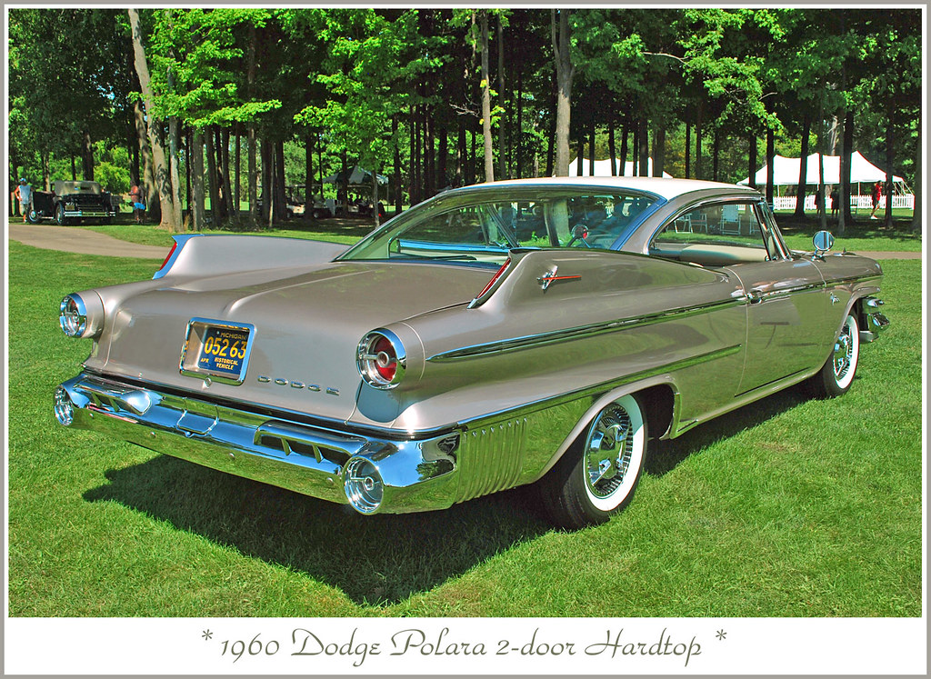 1960 Dodge Polara | The July 31, 2011 Concours d'Elegance ...