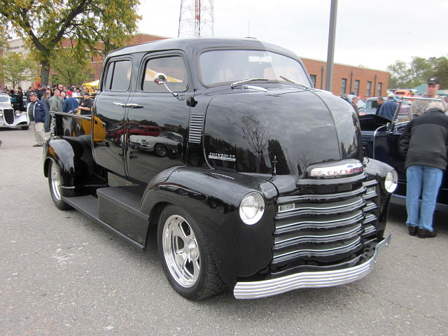 1952 Chevy COE Pickup | One of the more impressive COE ...