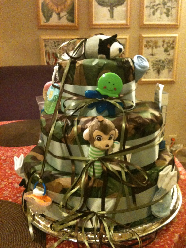 Plastic Monkey Cake Topper