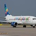 Small Planet Airlines 737