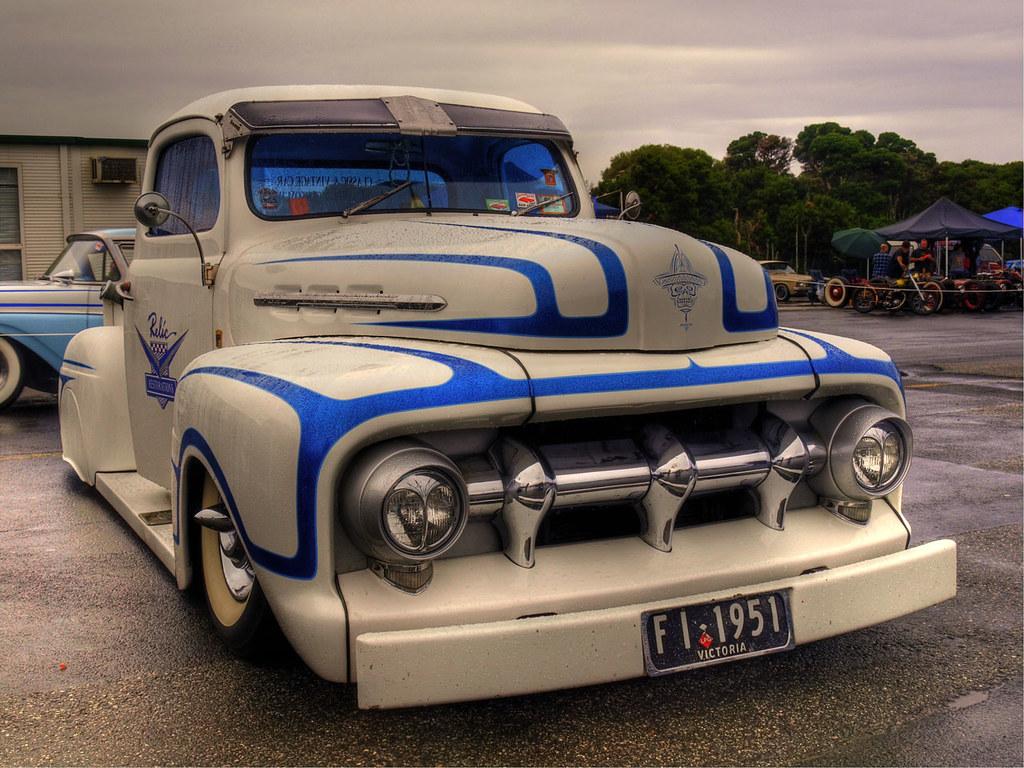 Camperdown Car Show