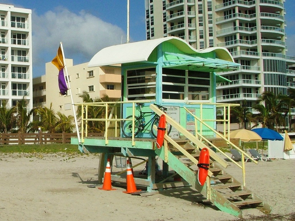 Miami Beach Lifeguard House