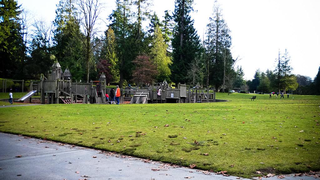 Steel Lake Park : Steel lake park playground the at