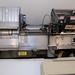 Input and output bins