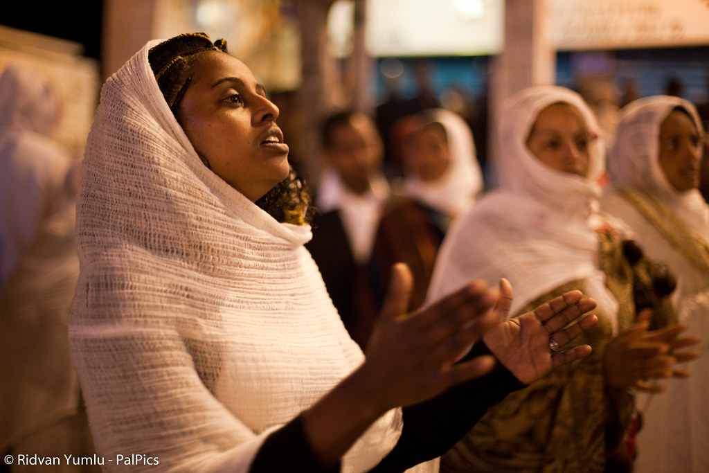 coptic christians from eritrea and ethiopia  orthodox chri