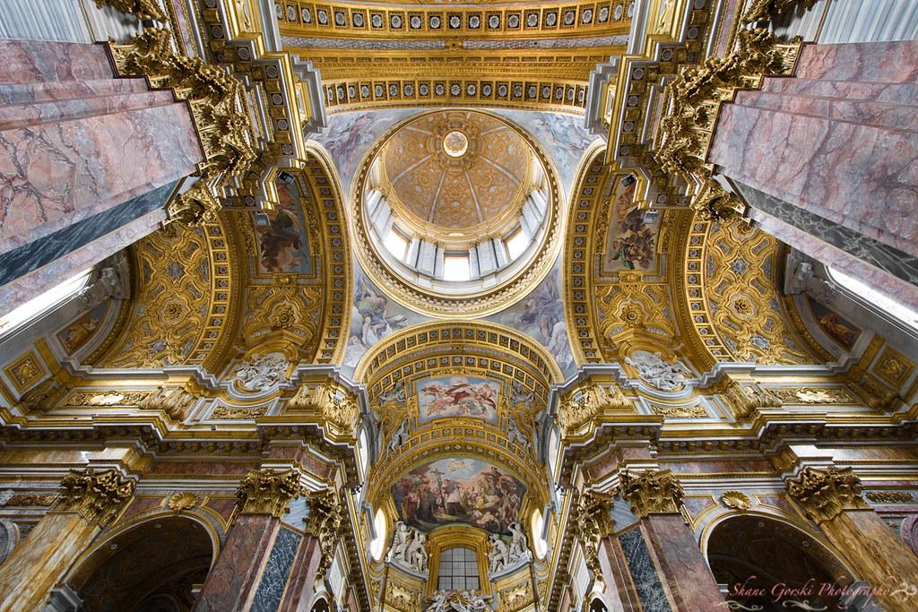 Basilica dei santi ambrogio e carlo al corso ii enjoy for Interno 5 b b roma
