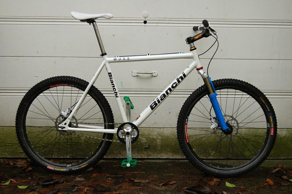 2006 Bianchi W.U.S.S. XL Single Speed Mountain Bike | Flickr