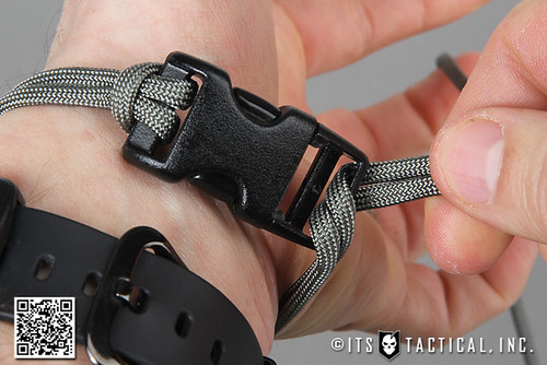 Quick Release Paracord Bracelet 03 | by ITS Tactical