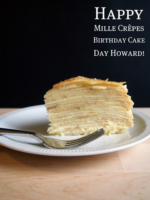 Mille Crepes Cake Recipe New York Times