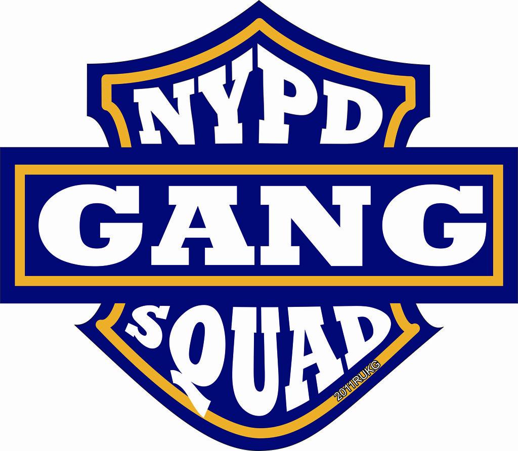 Logo NYPD Gang
