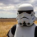 The Storm trooper on the road from Dimboola