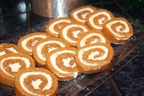 pumpkin rolls | by Howard Avenue