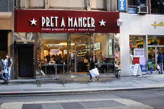 Pret a Manger | by InSapphoWeTrust