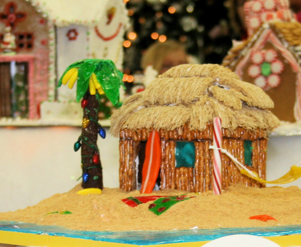 Gingerbread (for Gingerbread House)