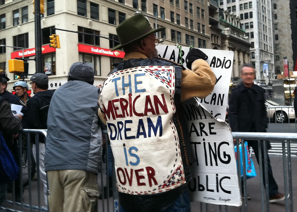 Is the american dream over