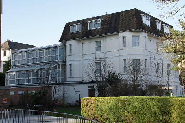 Connaught Hotel Bournemouth Spa