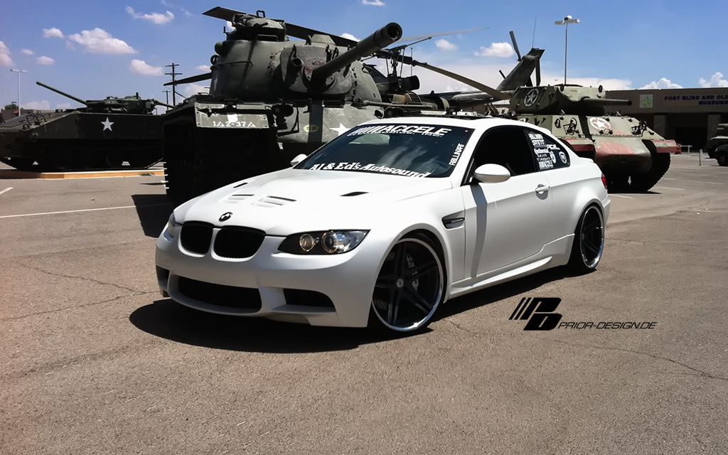 Prior-Design BMW 3-series E92 PD-M Widebody | Prior-Design ...