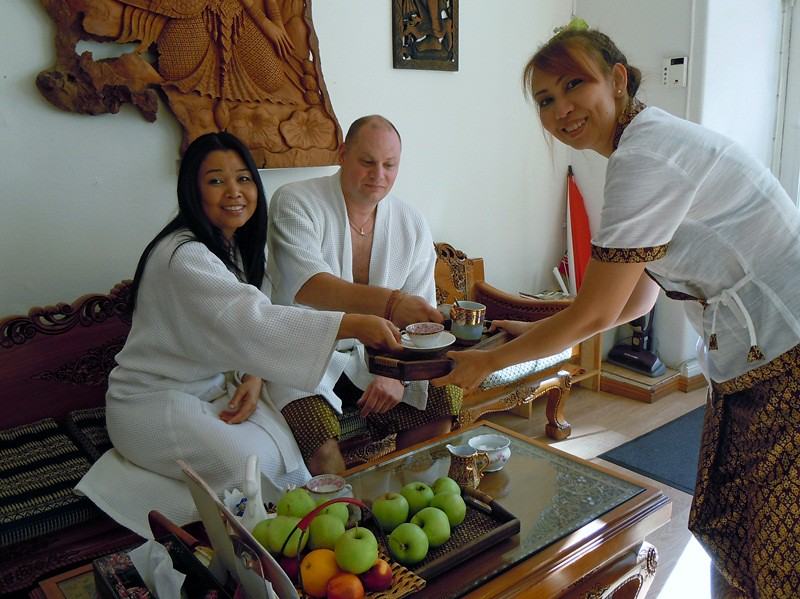 pons thai spa massage stockholm