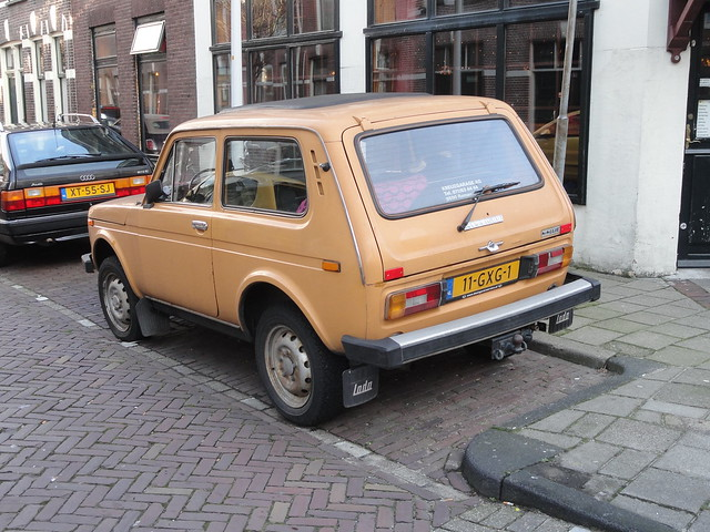 1979 lada niva 1600 2121 2 january 2012 leiden net flickr photo sharing. Black Bedroom Furniture Sets. Home Design Ideas