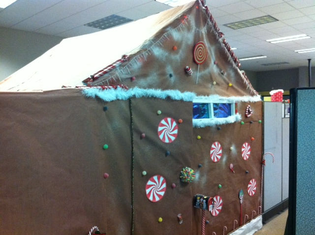 Gingerbread House Microbilt Corporation Flickr